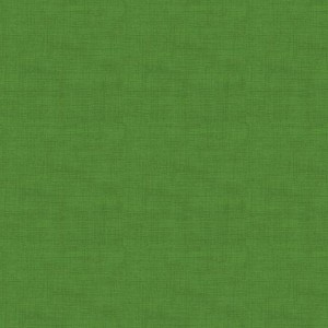 Ткань Linen Texture GRASS GREEN, Makower UK
