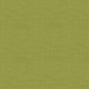 Ткань Linen Texture MOSS GREEN, Makower UK
