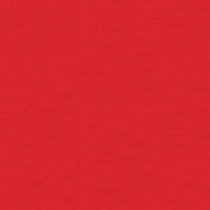 Ткань Linen Texture RED, Makower UK