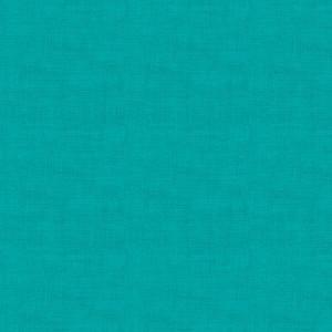 Ткань Linen Texture TURQUOISE, Makower UK