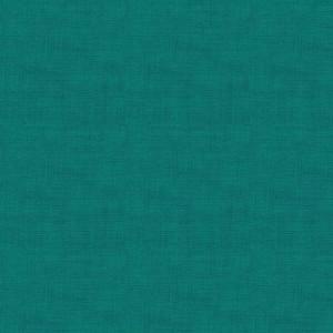 Ткань Linen Texture TEAL, Makower UK
