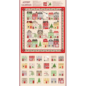 Купон Silent Night Advent Calendar Multi, makower uk