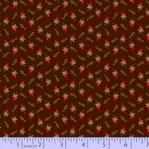 Ткань Treenware and Berries 0041-0193 by Pam Buda