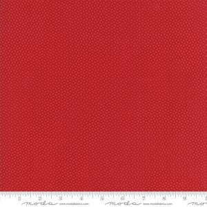 Ткань Farmhouse Reds Red Traingles Moda