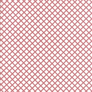 Ткань Project Red by Sweetwater White/Red Moda Fabric