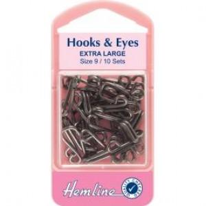 Крючки и петли №9 от Hemline