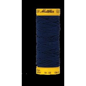 Нить METTLER ELASTIC Blue Black