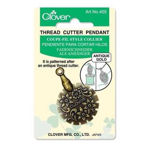 Кулон-резак для ниток от Clover