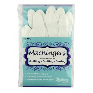 Перчатки для квилтинга Quilters Touch, M/L