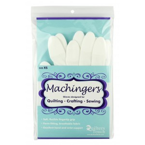 Перчатки для квилтинга Quilters Touch, XS