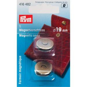 Магнитная застежка размер 19 мм от Prym