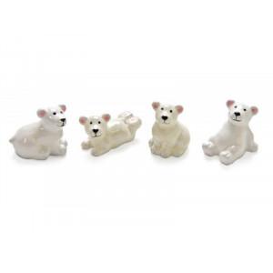 Набор декоративных элементов Белый Медведь