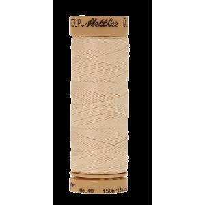 Вощёная нить для ручного квилтинга QUILTING WAXED, Natural Cotton, Mettler
