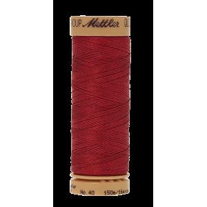 Нить для ручного квилтинга  QUILTING WAXED цвет 0600 Cardinal от размер 150 м от Mettler