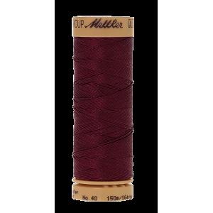 Нить для ручного квилтинга  QUILTING WAXED цвет 0738 Winterberry от размер 150 м от Mettler