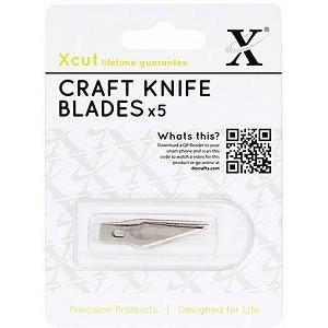 Набор запасных лезвий для ножа АРТ. XCU255100