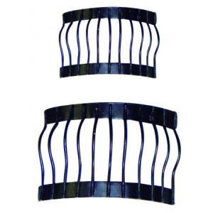 Набор декоративных элементов Балконы металлические от Stamperia
