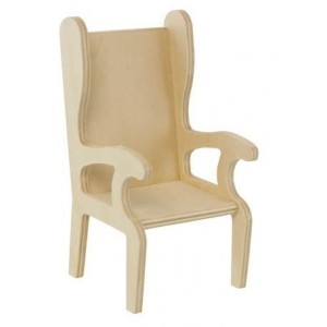 Заготовка для декупажа Кресло от Woodbox
