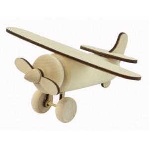 Заготовка  для декупажа Самолетик Маленький от Woodbox