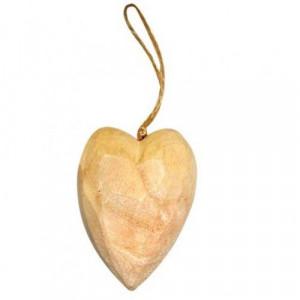 Заготовка для декупажа Сердце, 8 см
