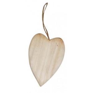 Заготовка для декупажа Сердце 12.5 см, Stamperia