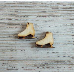 Декоративный элемент Коньки от Woodbox