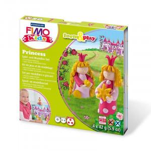 Набор FIMO KIDS FORM&PLAY ПРИНЦЕССА