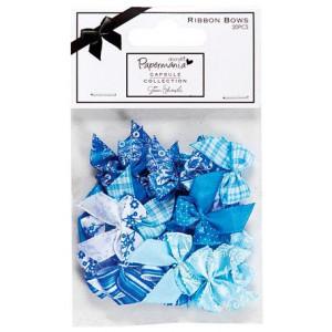 Набор бантиков Burleigh Blue от Docrafts