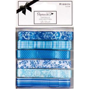Набор лент Burleigh Blue от Docrafts