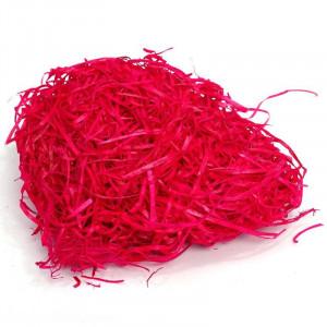 Наполнитель декоративный дерево цвет  Красный