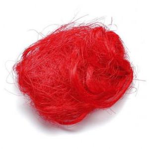 Джут окрашенный цвет Красный от Knorr Prandell