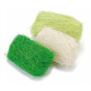 Набор сизалевого волокна цвет Зеленый от Knorr Prandell