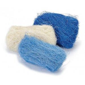 Набор сизалевого волокна цвет Голубой от Knorr Prandell