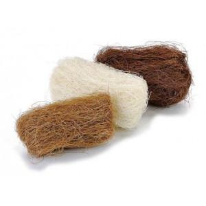 Набор сизалевого волокна цвет Коричневый от Knorr Prandell