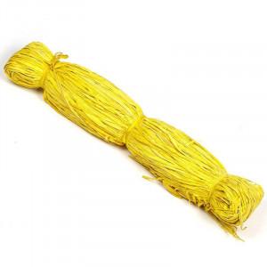 Рафия натуральная цвет Желтый