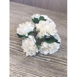 Букет хризантем цвет Белый