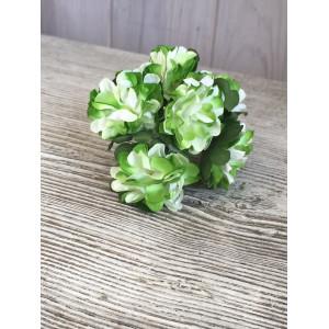 Букет хризантем цвет Салатовый