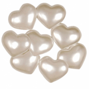 Набор пуговиц Pearly Hearts, Favorite Findings1