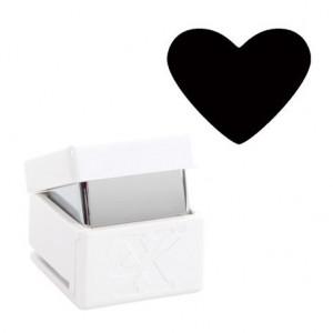 Дырокол фигурный  Сердце размер 1,6 см от Xcut