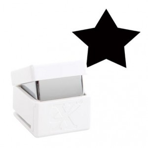 Дырокол фигурный  Звезда размер 1,6 см от Xcut