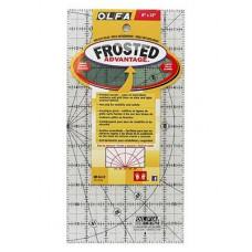 """Линейка с покрытием """"Frosted"""", 6*12"""""""