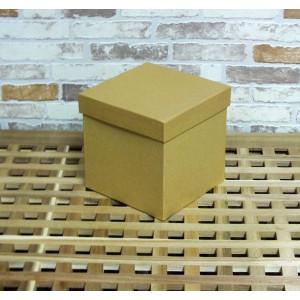 Коробка из картона квадратная 15х15х15 см, Stamperia