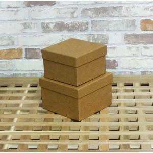 Набор квадратных коробочек состоит из 2 штук от  Knorr Prandell
