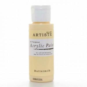 Краска акриловая ARTISTE цвет Buttermilk от DOCRAFTS