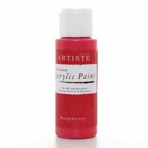 Краска акриловая ARTISTE цвет Raspberry от DOCRAFTS