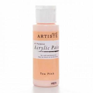 Краска акриловая ARTISTE цвет Tea Pink от DOCRAFTS