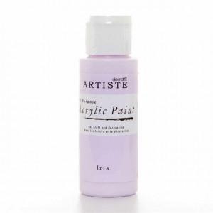 Краска акриловая ARTISTE цвет Iris от DOCRAFTS