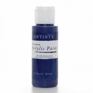 Краска акриловая ARTISTE цвет Cobalt Blue от DOCRAFTS
