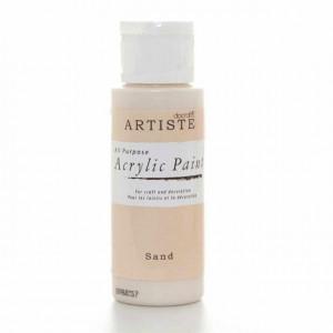 Краска акриловая ARTISTE цвет Sand от DOCRAFTS
