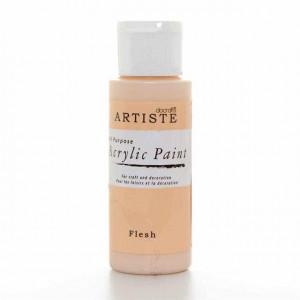 Краска акриловая ARTISTE цвет Flesh от DOCRAFTS